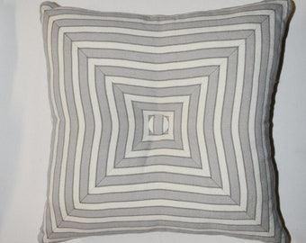 Stripe Pattern - Decorative Pillow Cover