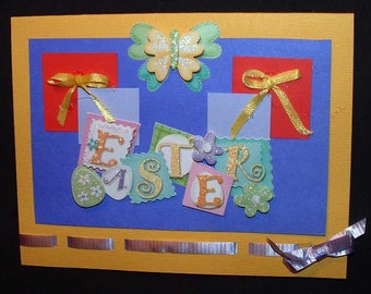 Happy Easter Card No. 4