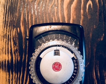 Kenneth A. Cook's GE Light Meter