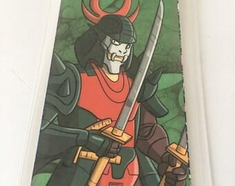 Sekhmet, Warlord of Venom, Ronin Warriors, Samurai Troopers, Laminated Bookmark or Mini Print
