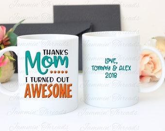 Mother's Day Mug/Personalized Mother's Day Gift/Keepsake mug/Mother's Day Gift/Gift for Mom/Gift for Mom/Personalized coffee mug/Monogrammed
