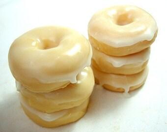 Half Dozen - Glazed - Mini Donut Soap 6-pack