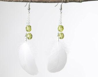 My little chicken - earrings