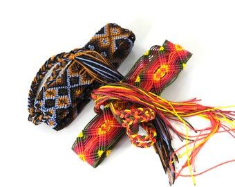 mexican belt, macrame belt, handmade belt, hand-knotted belt