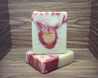 Bay Rum Cocoa Butter & Cream Artisan Soap