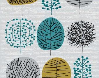 I Love arbres, édition limitée giclée