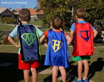 Personalised Super Hero Cape