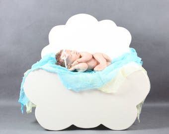Cloud Photo Prop, Cloud Prop, Newborn Photo Prop, Newborn Photography Prop, Baby Prop
