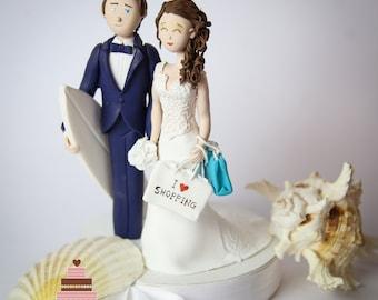 Topper matrimonio personalizzato