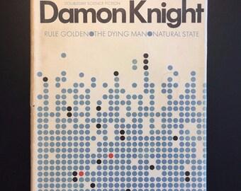 Three Novels, Damon Knight, Book Club Ed., w/ D/J,  Doubleday, 1st. Ed.