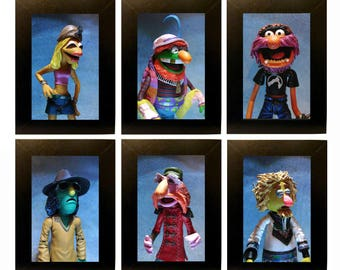 Muppets Electric Mayhem Toy Photos Action Figure Photography