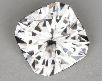 5.82ct Precision Custom Cut White Danburite