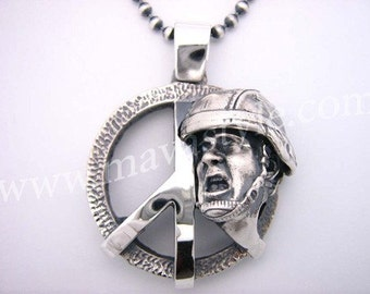 tags mens military style army com dp dog amazon pendant chain necklace black