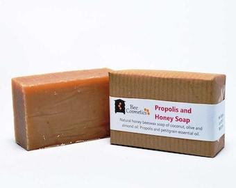 Propolis & Honey Beeswax Soap - 95g