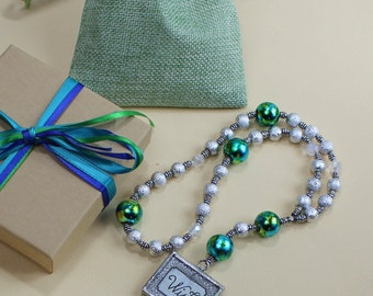 Protestant Prayer Beads: With Resurrection Bead - Dreams and Wishes