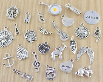 ADD ON charms for bangles, necklaces or keychains