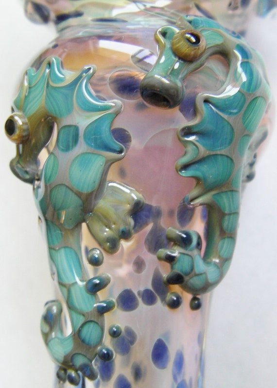 Glass Pipe Twin Sea Buddies