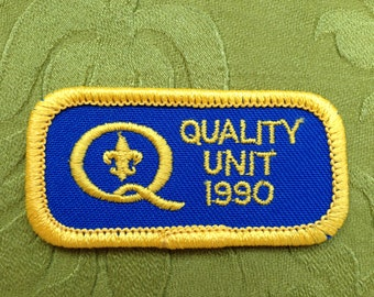 SALE! Quality Unit 1990 Patch
