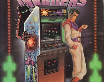 AMIS, Martin.  Invasion of the Space Invaders: An Addict's Guide to Battle Tactics, Big Scores and the Best Machines