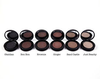 Pressed Powder Mineral Brow Colour - Your Choice of 6 Shades