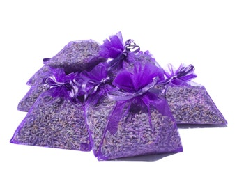 20 Lavender Sachets