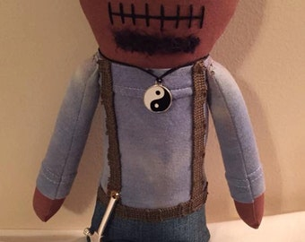 Tyreese - Inspired by TWD - Creepy n Cute Zombie Doll (D)