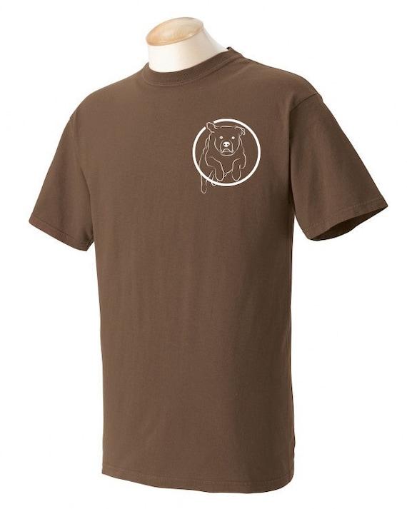 Chinese Shar-Pei Gaiting Garment Dyed Cotton T-shirt 8gYOe2