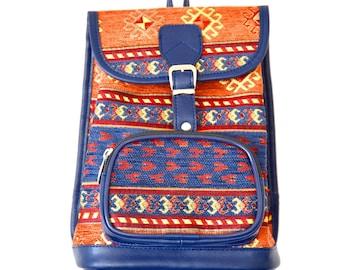 Small backpack, mini backpack, Small womens backpack, small boho backpack, festival backpack, mini backpacks, mini bag, for her