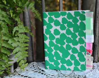 Green Dot Altered Journal