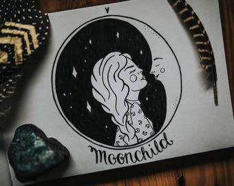 Moonchild.
