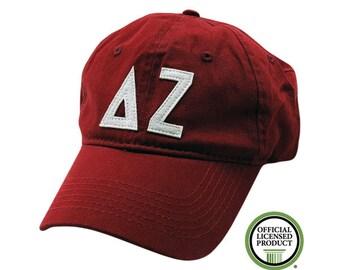 Delta Zeta - Felt Letter Hat
