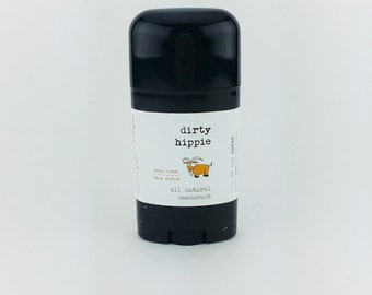 Dirty Hippie All Natural Deodorant
