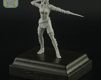 Isabella resin kit collection figure Dragon Age - GIFT FOR GAMER