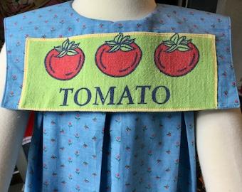 Susanna, Tomato, Corn, Pea Pod - SORRY, SOLD!