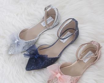Organza Wedding Shoes