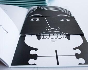 Face Front Art Book