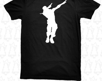 Fortnite Dab Emote T Shirt - 11 Colors to Pick From