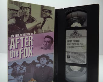 After the Fox VHS tape