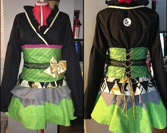 Marie Splatoon 2 Kimono Dress