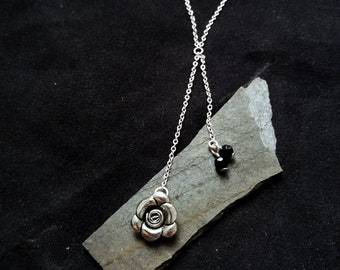 Rose of Highgarden Necklace Margaery Tyrell Inspired Game of Thrones