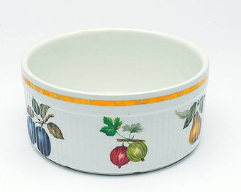 Alfred Meakin bowl, vintage serving bowl, vintage tableware, vintage dining, vintage chinaware,fruit bowl,retro fruit bowl, vintage ceramics