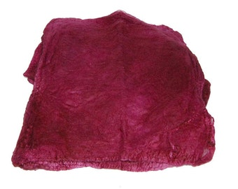 Mawatas Silk Hankies Boysenberry Dark - 16 grams
