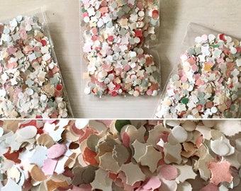 Vintage Office Paper Confetti