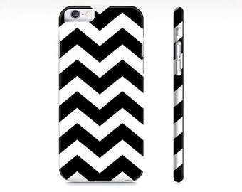 iPhone 6 case, iPhone 7 Case Chevron iPhone Case - Black and White Chevron Phone Case - Chevron  - Chevron iPhone Case -