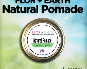 Natural Pomade - Sweet Spice