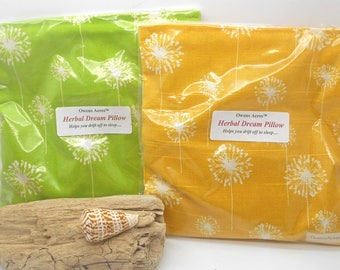 Herbal Dream Pillow - Herbal Dream Pillow, Sleep, Calming, Bedtime, Calming, Dream Pillow, Natural Sleep, Herbal