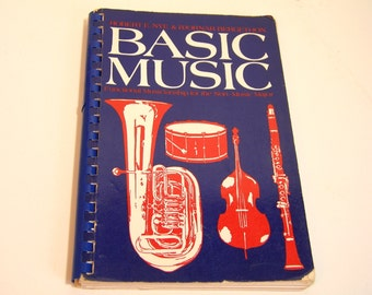 Basic Music, Functional Musicianship For The Non-Music Major By Nye And Bergethon