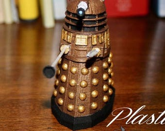 Dalek action figure - Doctor Who - 3D printed