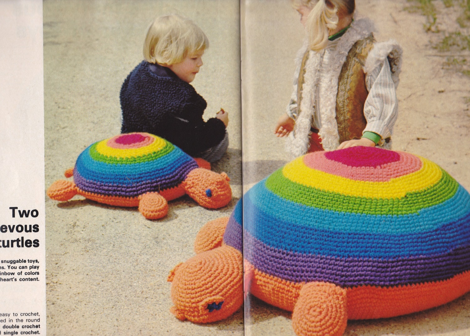 Pattern Book: Mon Tricot KNIT & CROCHET Cuddly Toys - Fashion Series ...