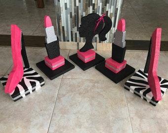Barbie Centerpieces